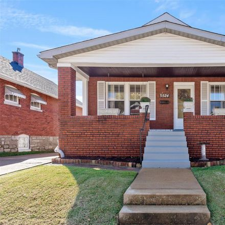 Rent this 2 bed house on 5524 Devonshire Avenue in St. Louis, MO 63109