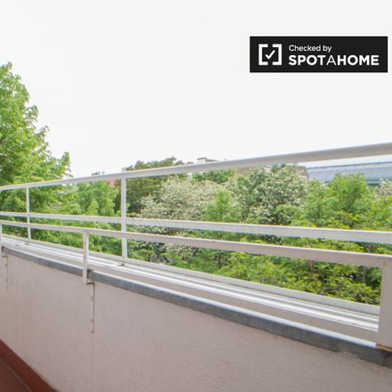 Rent this 2 bed apartment on Beusselstraße 59-60 in 10553 Berlin, Germany