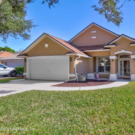 Rent this 4 bed house on 556 Bridgestone Avenue in Fruit Cove, FL 32259