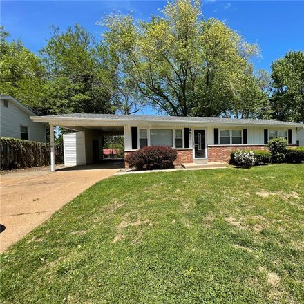 Rent this 3 bed house on 809 Mary Jo Lane in Hazelwood, MO 63042