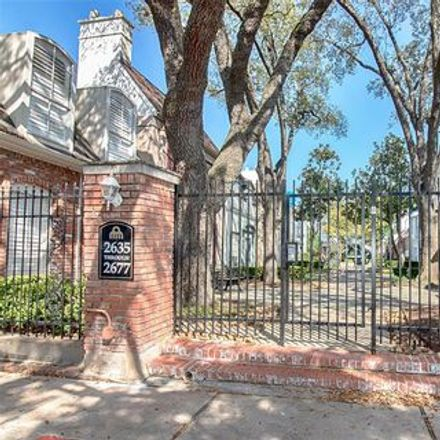 Rent this 2 bed apartment on 2571 Marilee Lane in Houston, TX 77057