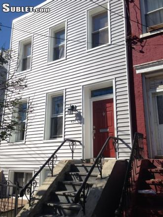 Rent this 1 bed apartment on Monmouth Street in Jersey City, NJ 07302