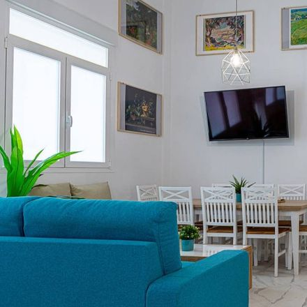 Rent this 2 bed apartment on Calle Costa del Sol in 28001 Madrid, Spain