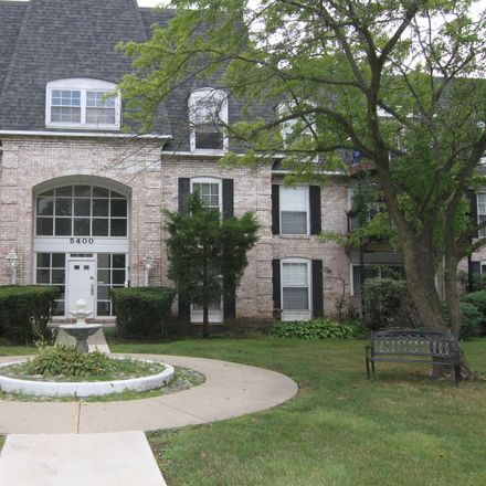 Rent this 1 bed condo on 5400 Carriageway Drive in Rolling Meadows, IL 60008