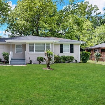 Rent this 4 bed house on 3011 Belvedere Ln in Decatur, GA