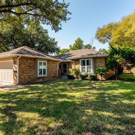 Rent this 3 bed house on 2703 Glenwood Court in Carrollton, TX 75006