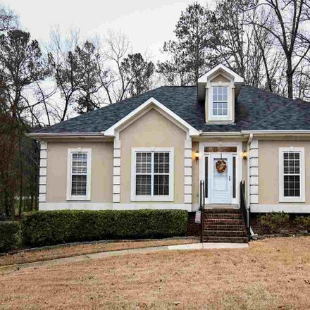 Rent this 3 bed house on 6071 Woodvale Drive in Helena, AL 35080
