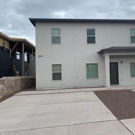Rent this 3 bed apartment on 3614 Keltner Avenue in El Paso, TX 79904