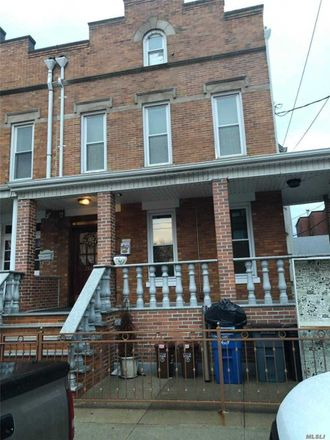 Rent this 2 bed apartment on 81st St in Ridgewood, NY