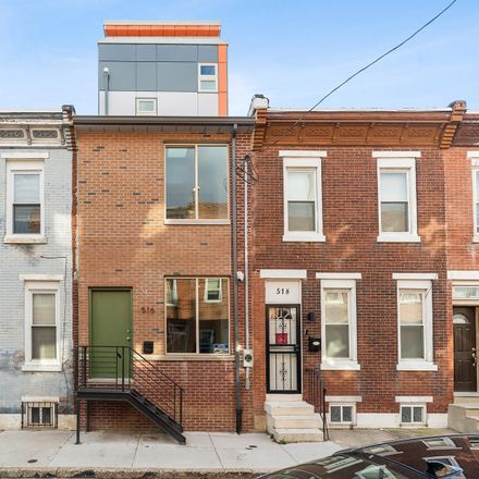 Rent this 3 bed townhouse on 516 Winton Street in Philadelphia, PA 19148