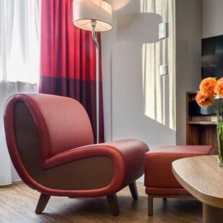 Rent this 2 bed apartment on WestendGate in Hamburger Allee, 60486 Frankfurt