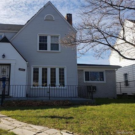 Rent this 3 bed house on 16905 Inverness Street in Detroit, MI 48221