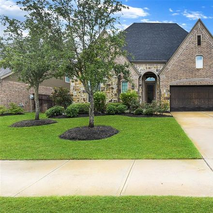 Rent this 4 bed house on 27215 Symphony Creek Lane in Fulshear, TX 77441