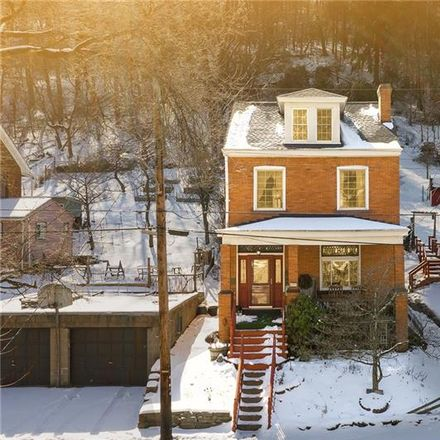 Rent this 3 bed house on 867 Reserve Street in Millvale, PA 15209