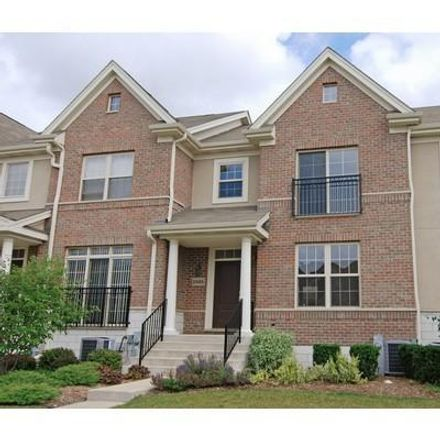 Rent this 3 bed townhouse on 2585 Waterbury Lane in Buffalo Grove, IL 60089