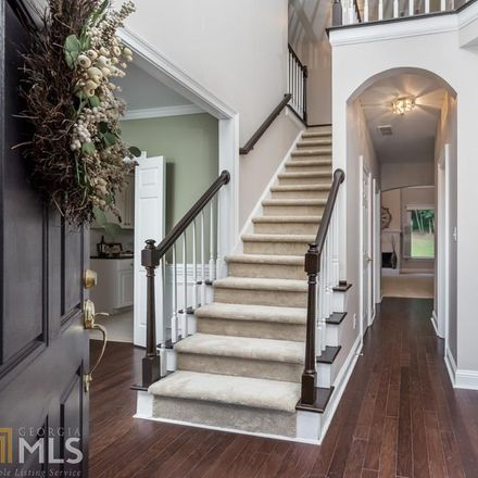 Rent this 5 bed house on Satinwood Pl in Woodstock, GA