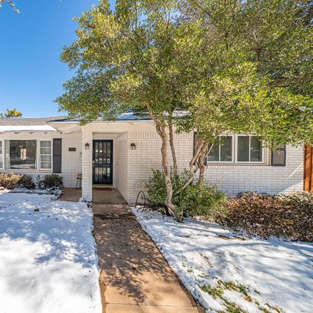 Rent this 3 bed house on 1602 North K Street in Midland, TX 79701