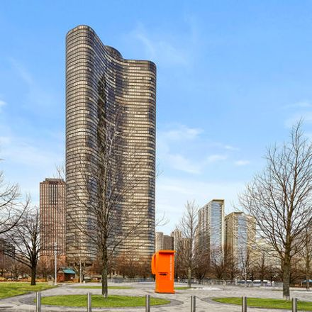 Rent this 2 bed condo on Lake Point Tower in 505 North Lake Shore Drive, Chicago