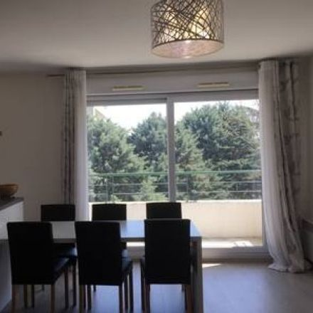 Rent this 1 bed apartment on Écully in AUVERGNE-RHÔNE-ALPES, FR