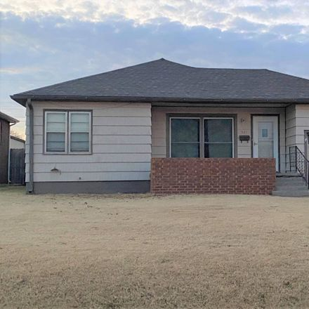 Rent this 2 bed townhouse on 13th St in Alva, OK