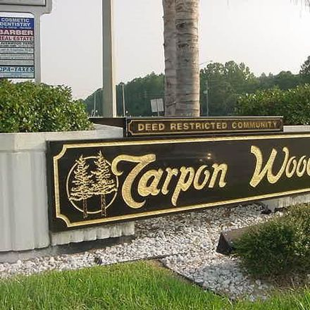 Rent this 2 bed condo on 1400 Tarpon Woods Boulevard in East Lake, FL 34685