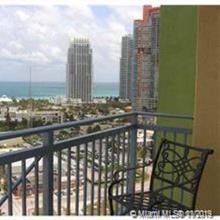 Rent this 2 bed condo on Alton Road in Miami Beach, FL 33139