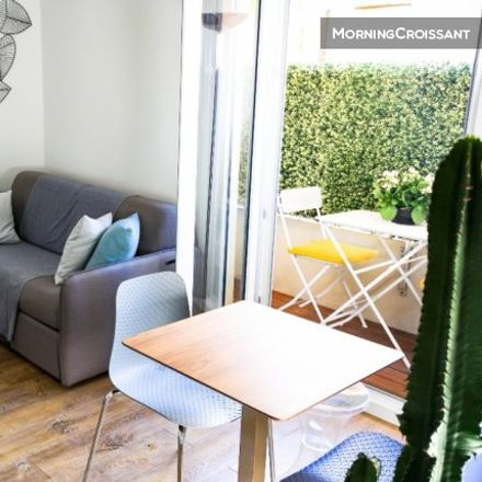 Rent this 1 bed apartment on Le Bethoven in Rue Rossini, 06000 Nice