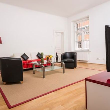 Rent this 3 bed apartment on Bräuhausgasse 40 in 1050 Vienna, Austria
