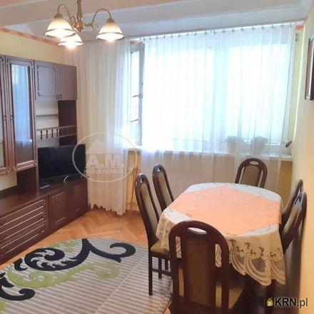 Rent this 3 bed apartment on Centrum Zarządzania Siecią in Powstańców Śląskich 132, 53-315 Wroclaw