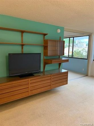 Rent this 1 bed condo on 55 South Kukui Street in Honolulu, HI 96813