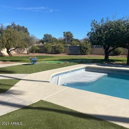 Rent this 5 bed house on North 76th Street in Scottsdale, AZ 85260