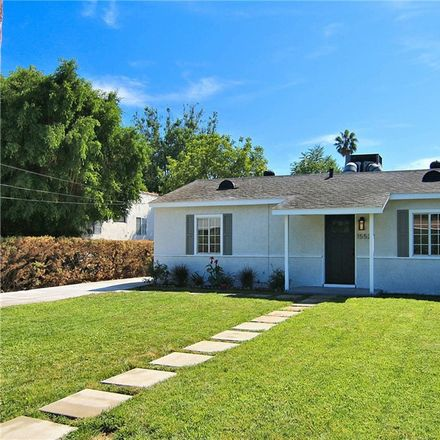 Rent this 3 bed house on 15532 Leadwell Street in Los Angeles, CA 91406