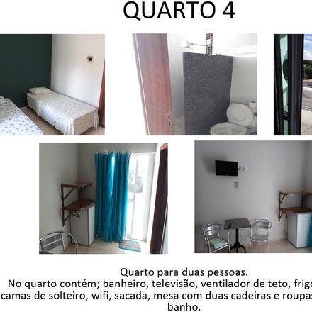 Rent this 8 bed room on Av. Vitória in Guarapari - ES, Brasil