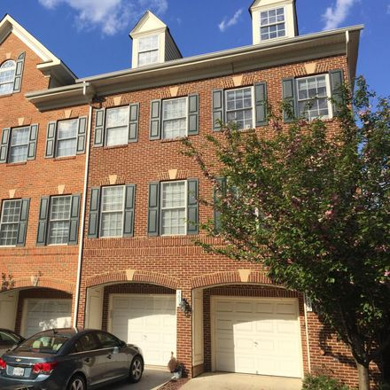 Rent this 3 bed townhouse on 4653 Red Admiral Way in Chantilly, VA 22033