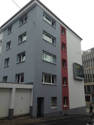 Rent this 1 bed apartment on Krummer Büchel 2 in 50676 Cologne, Germany