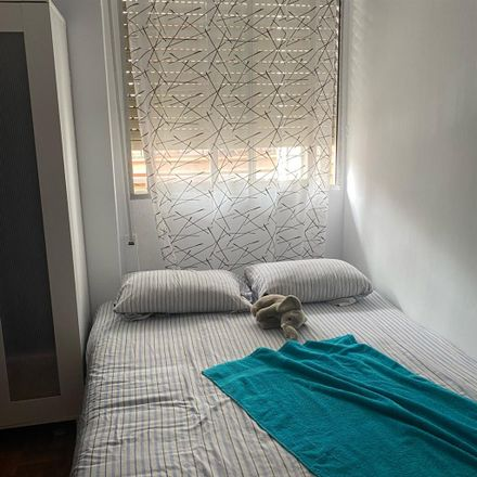 Rent this 1 bed room on Calle de Ana Albí in 28001 Madrid, Spain