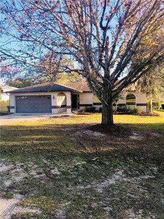 Rent this 3 bed house on 5840 West Cinnamon Ridge Drive in Homosassa Springs, FL 34448