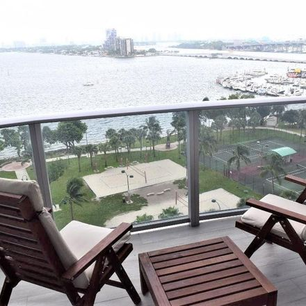 Rent this 2 bed condo on 488 Northeast 18th Street in Miami, FL 33132