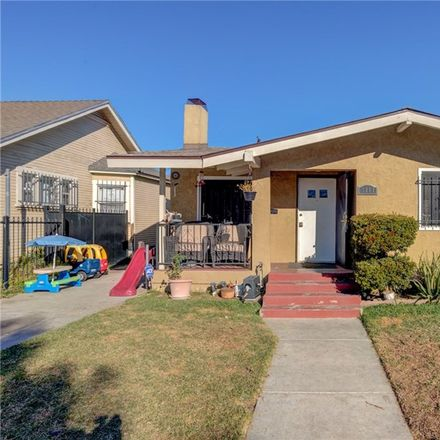 Rent this 3 bed house on 1111 West 70th Street in Los Angeles, CA 90044