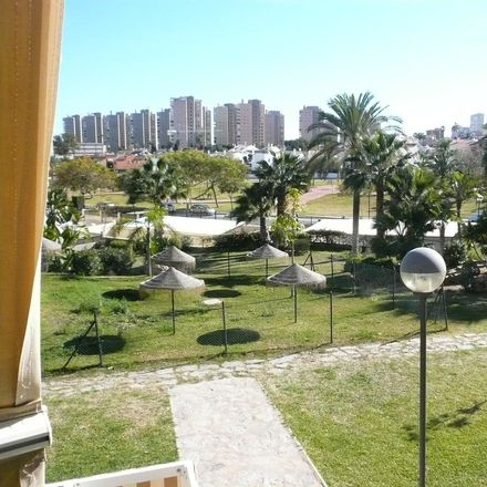 Rent this 1 bed apartment on Calle Corelli in 29620 Torremolinos, Spain