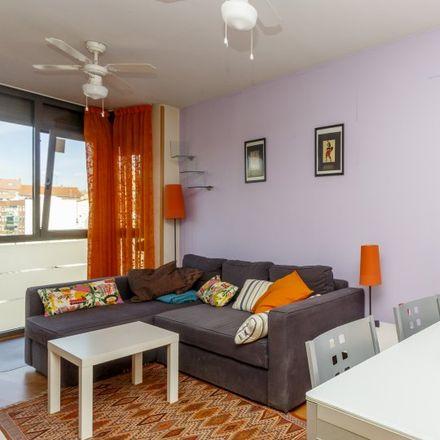 Rent this 1 bed apartment on Paseo de la Dirección in 28001 Madrid, Spain