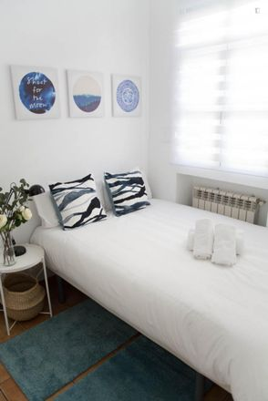 Rent this 1 bed apartment on Calle de Zamora in 28001 Madrid, Spain