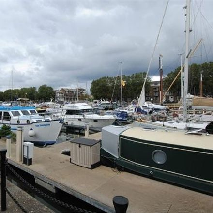 Rent this 1 bed apartment on South Dock Marina in Rainbow Quay, London SE16 7RH