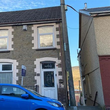 Rent this 1 bed house on Eureka Place in Ebbw Vale NP23, United Kingdom