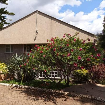 Rent this 5 bed house on Hoya Close in Nairobi, 00800