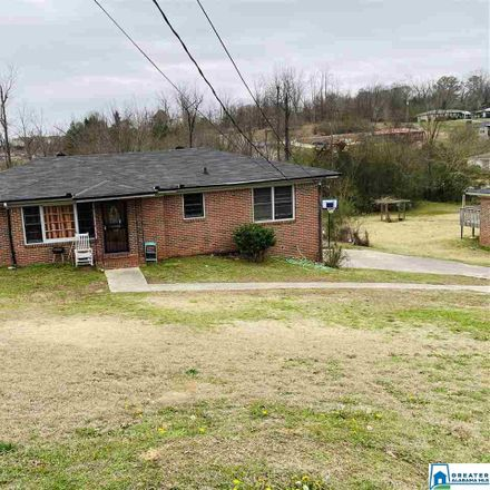 Rent this 3 bed house on 3rd Street in Center Point, AL 35215-4509