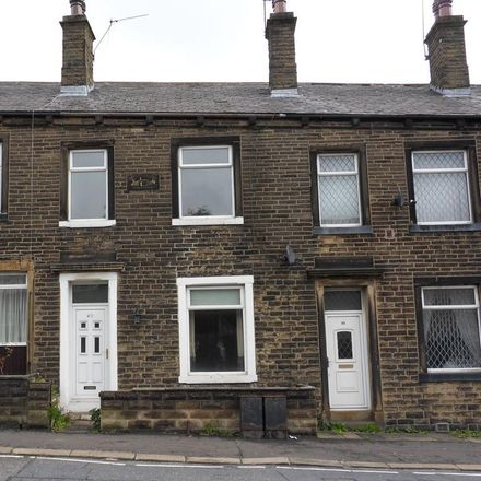 Rent this 2 bed house on Keighley Road in Calderdale HX3 6QP, United Kingdom