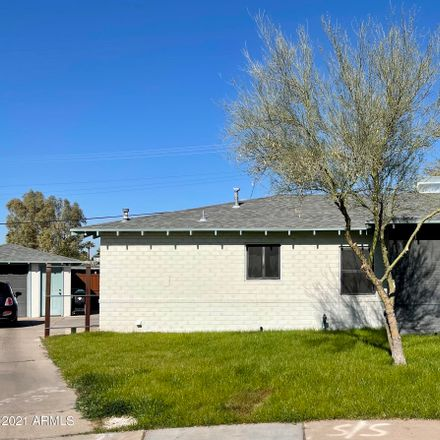 Rent this 3 bed house on 3029 North 15th Place in Phoenix, AZ 85014