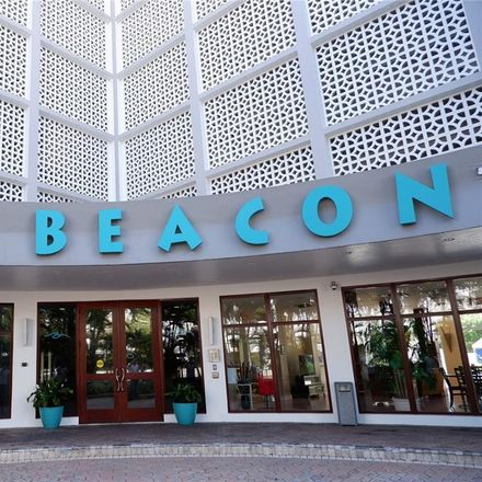 Rent this 1 bed condo on The Beacon in 470 3rd Street South, Saint Petersburg