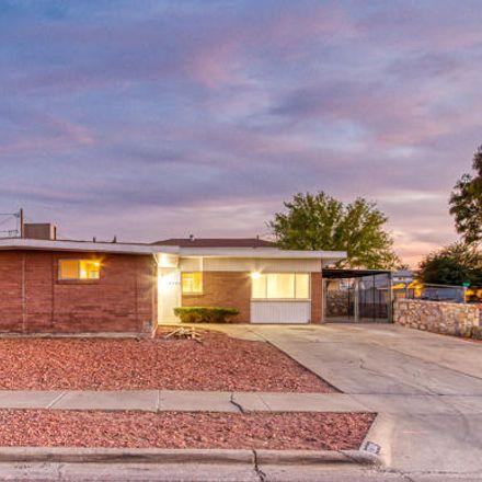 Rent this 4 bed apartment on 10100 Bermuda Avenue in El Paso, TX 79925